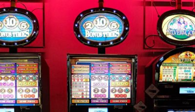 Slots At Online Casino